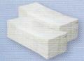Поодинокі паперові рушники СУПЕР БІЛІ