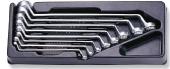 W23108ST Набор ключей накидных 75-гр, 6-22 мм, 8 предметов
