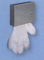 Тримач для одноразових рукавичок