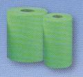 Паперові рушники в рулоні ЗЕЛЕНІ MINI