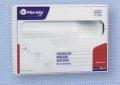 Паперові накладки гігієнічні в одноразовому картонному тримачі