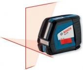 Лазерный нивелир Bosch GLL 2-50 + вкладка под L-Boxx