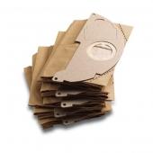 Бумажные фильтр-мешки (5 шт) к MV 2