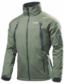 Куртка с подогревом от аккумулятора HJA 14.4-18 (размер XXXL)